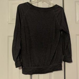 American Eagle Outfitters Sweaters - Navy blue American Eagle crew neck sweatshirt